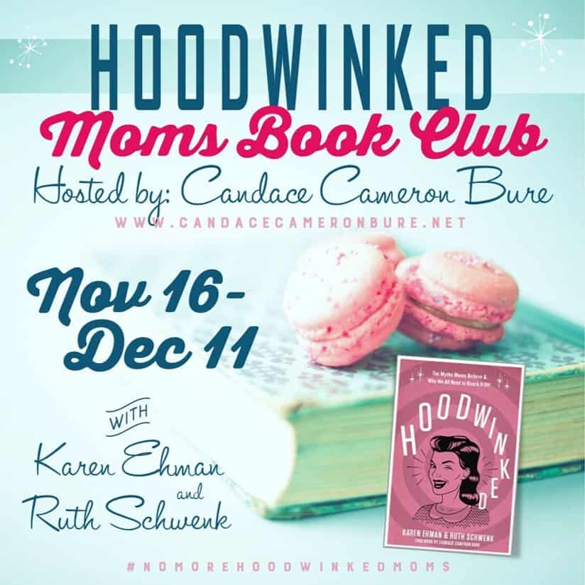 Join the online study of Hoodwinked: Ten Myths Moms Believe and Why We All Need to Knock It Off