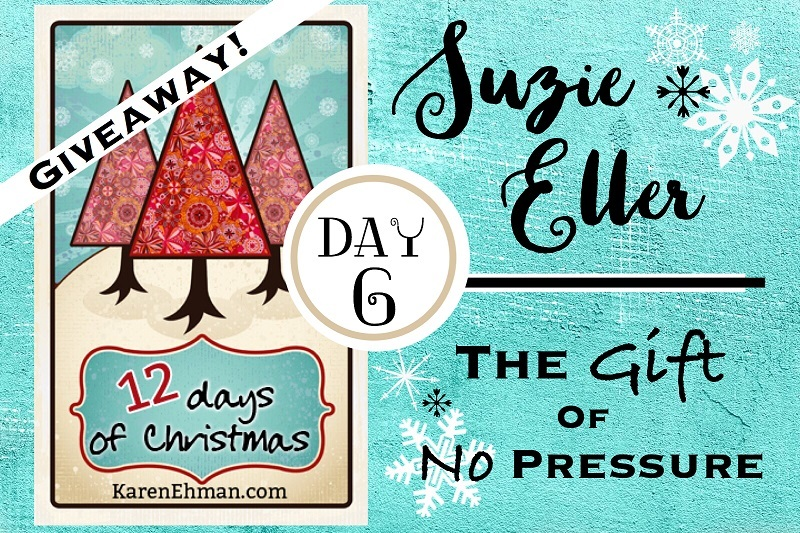 12 Days of Christmas Giveaway at KarenEhman.com