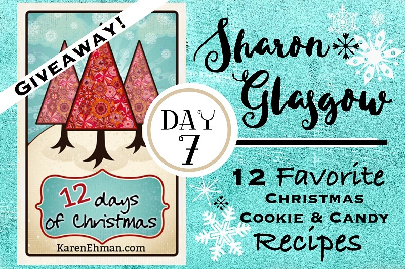 12 Days of Christmas at karenehman.com