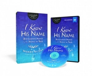 I know His Name by Wendy Blight at KarenEhman.com
