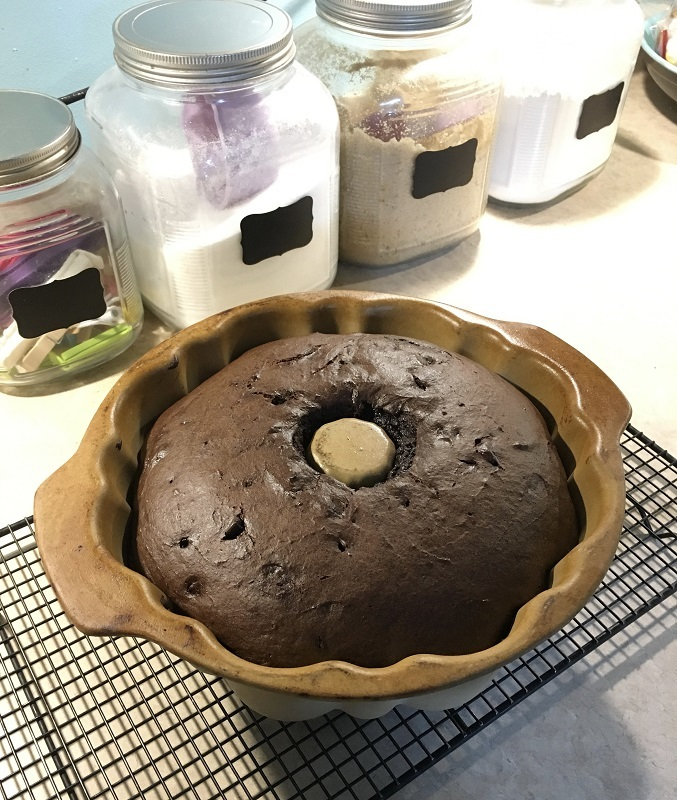 Love Your Life Friday Versatile Bundt Cake With April