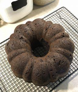 Versatile Bundt Cake for Love Your Life Friday at KarenEhman.com