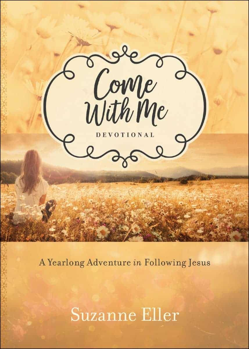 Come With Me devotional by Suzie Eller.