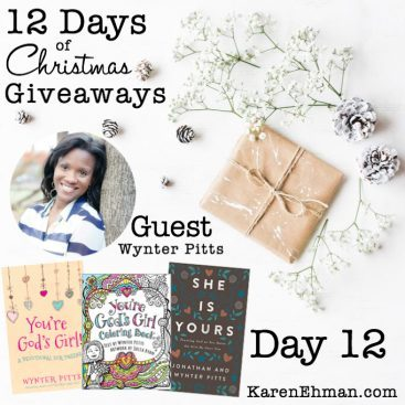 12 Days of Christmas – Day 12