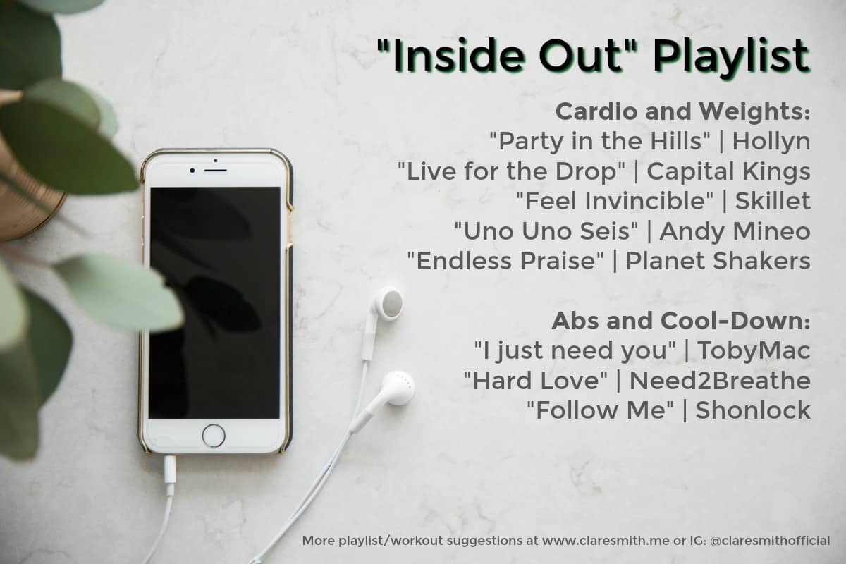 "An ""Inside Out"" Playlist for #LoveYourLifeFriday – Karen Ehman"