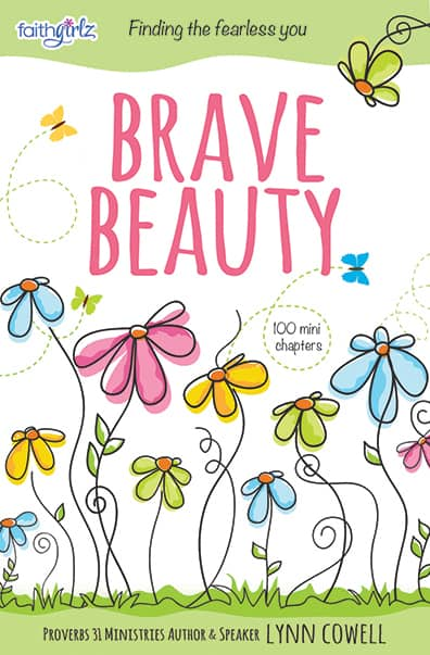Brave Beauty: Finding the Fearless You by Lynn Cowell. Enter to win at karenehman.com.