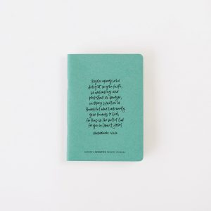 Kid's Prayer Journal by Val Marie Paper.