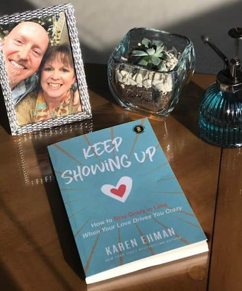Join the Launch Team for Karen Ehman's new book on marriage, Keep Showing Up.