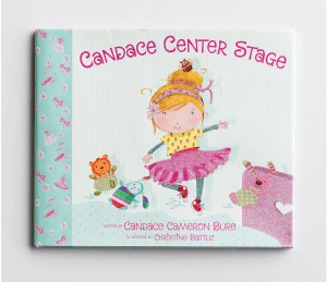 Candace Center Stage by Candace Cameron Bure.