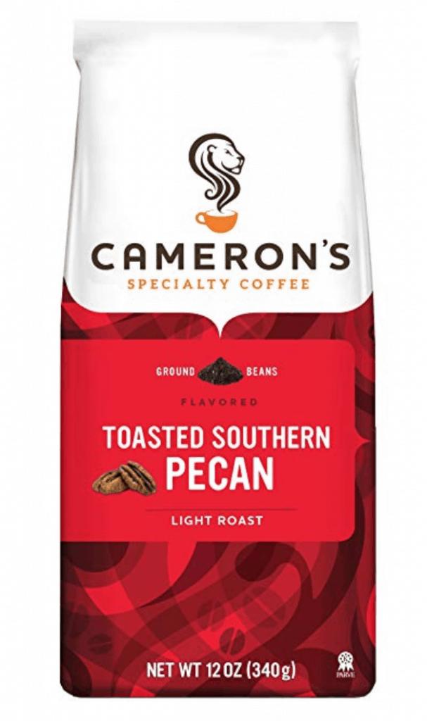 Cameron's Coffee // 15 Fabulous Online Christmas Gifts at karenehman.com.