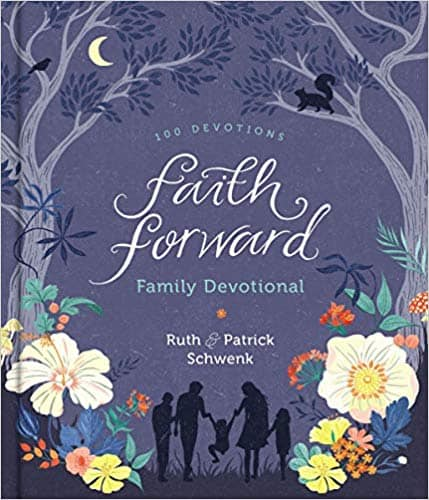 Faith Forward family devotional from Pat and Ruth Schwenk // 15 Fabulous Online Christmas Gifts at karenehman.com.