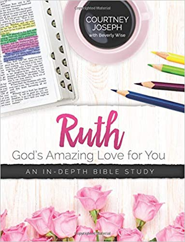Ruth: God's Amazing Love for You  // 15 Fabulous Online Christmas Gifts at karenehman.com.