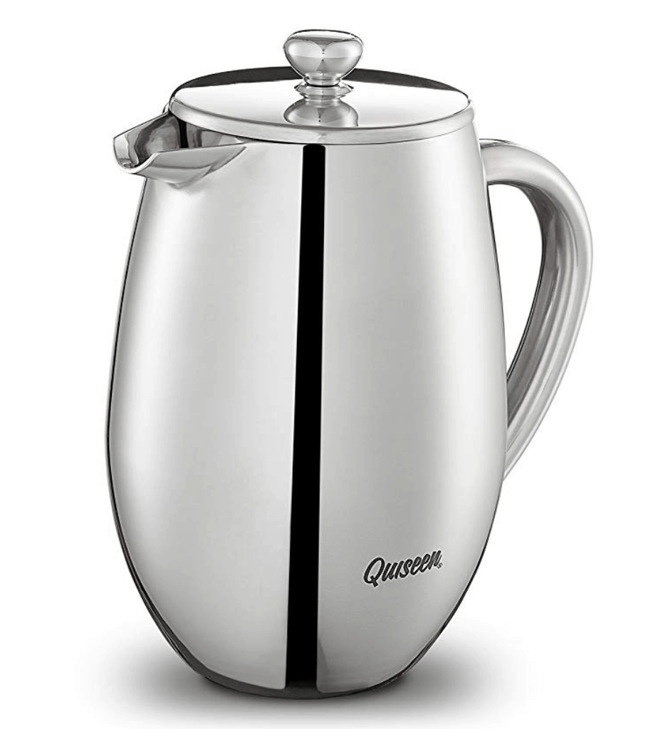 french press coffee maker // 15 Fabulous Online Christmas Gifts at karenehman.com.