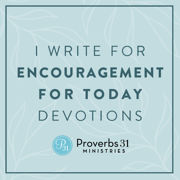 Proverbs 31 Devotions