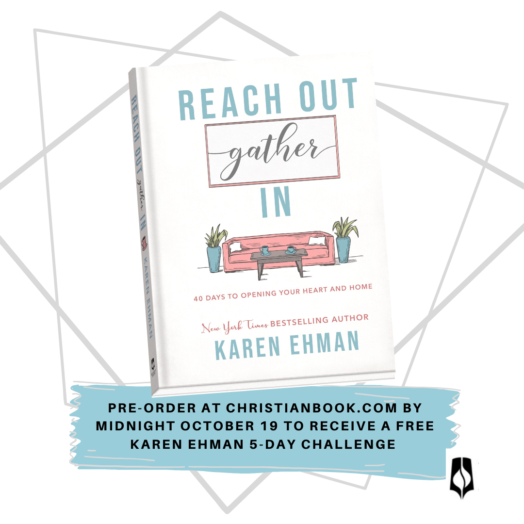 Reach Out Gather In Pre-order at Christianbook